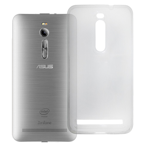 Capa TPU Transparente Asus Zenfone 2 ZE551ML