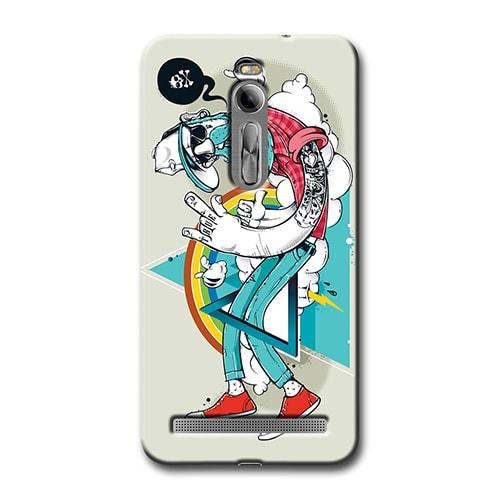 Capa Personalizada para Asus Zenfone 2 ZE551ML - AT52