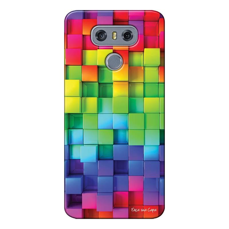 Capa Personalizada para LG G6 H870 Geométrica - GM06