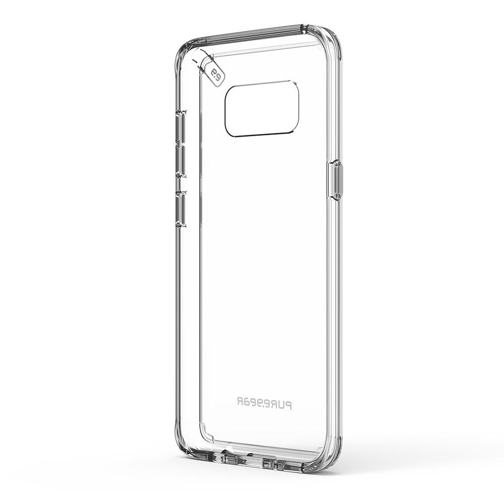 Capa de Celular Puregear Samsung Galaxy S8 G950 Slim Shell - Transparente