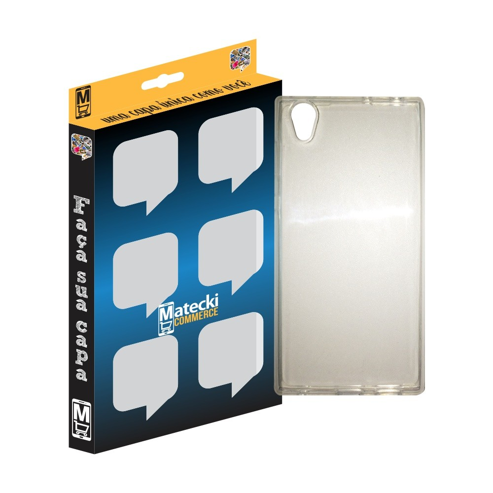 Capa TPU Transparente Sony Xperia L1