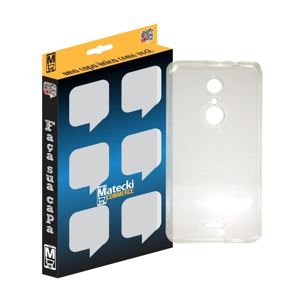 Capa TPU Transparente Alcatel A3XL