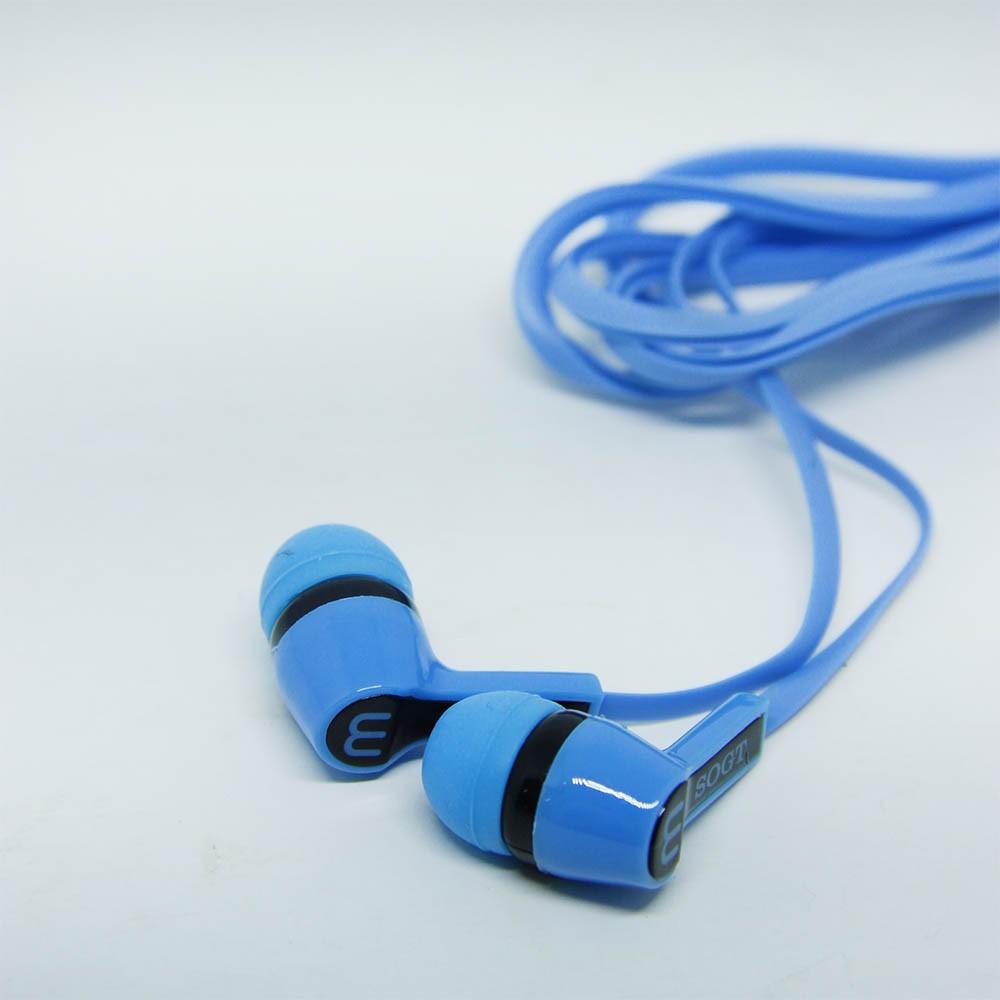 Fone de Ouvido P2 Stereo - Azul