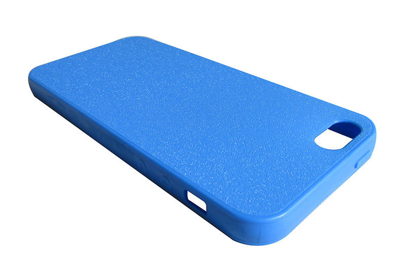 Capa Intelimix Glitter Azul Apple iPhone 5 5S SE