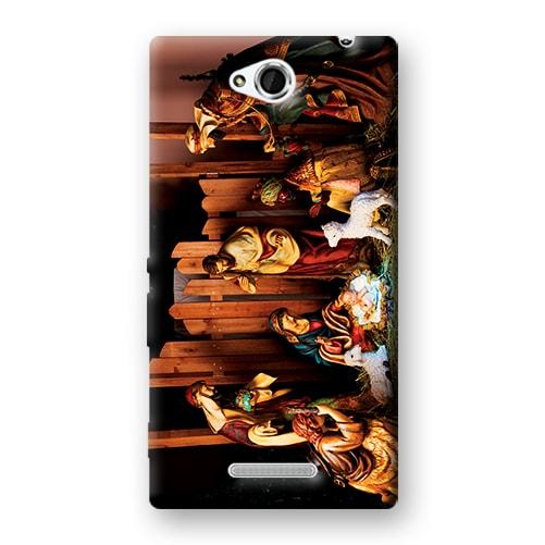 Capa Personalizada para Sony Xperia C C2304 C2305 S39H - RE10