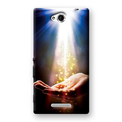 Capa Personalizada para Sony Xperia C C2304 C2305 S39H - RE09