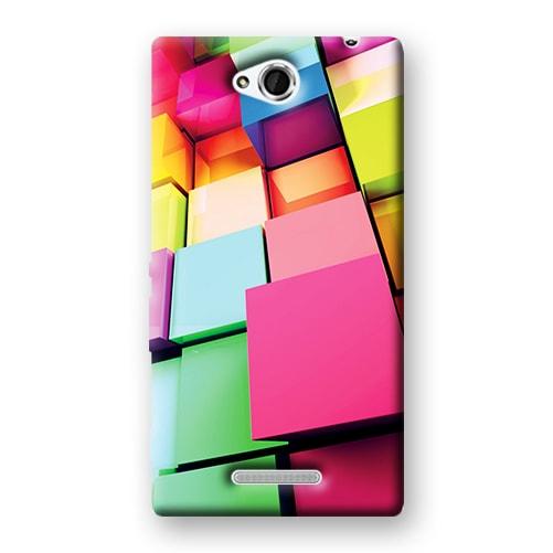 Capa Personalizada para Sony Xperia C C2304 C2305 S39H - GM04