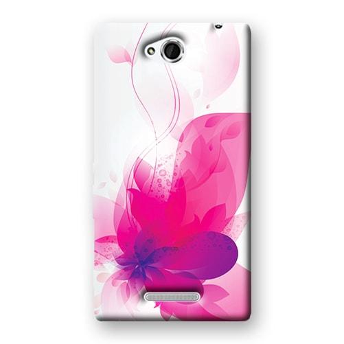 Capa Personalizada para Sony Xperia C C2304 C2305 S39H - FL19