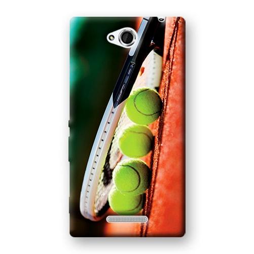 Capa Personalizada para Sony Xperia C C2304 C2305 S39H - EP11