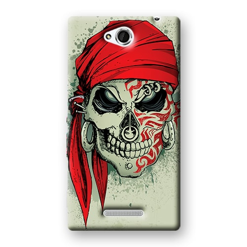 Capa Personalizada para Sony Xperia C C2304 C2305 S39H - CV15