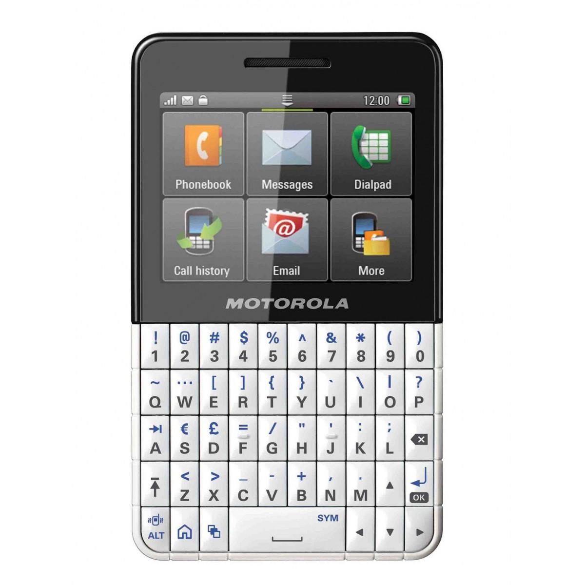 Película Protetora para Motorola EX118 - Transparente