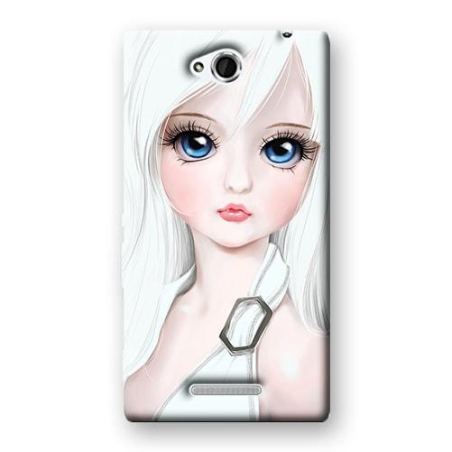 Capa Personalizada para Sony Xperia C C2304 C2305 S39H - DE06
