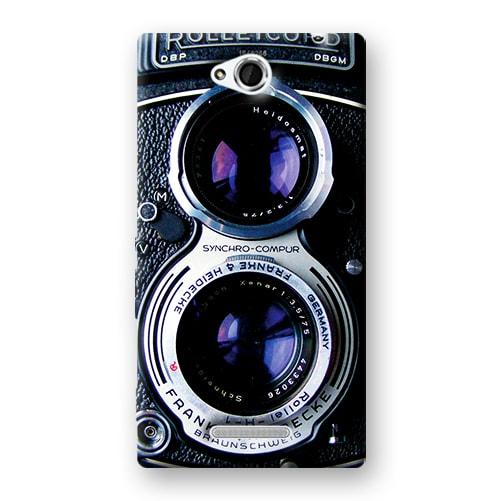 Capa Personalizada para Sony Xperia C C2304 C2305 S39H - TX56