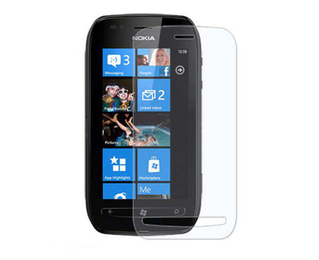 Película Protetora para Nokia Lumia 710 - Transparente