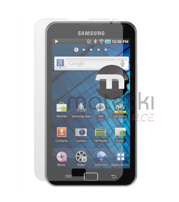 Película Protetora para Samsung Galaxy S Wifi 5.0 Yp - G70 - Transparente