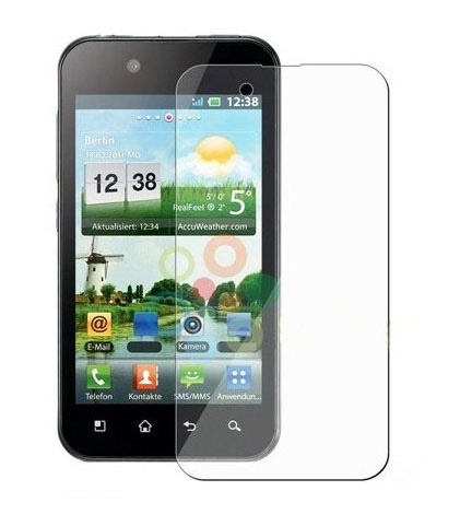 Película Protetora para LG Optimus Black P970 - Transparente