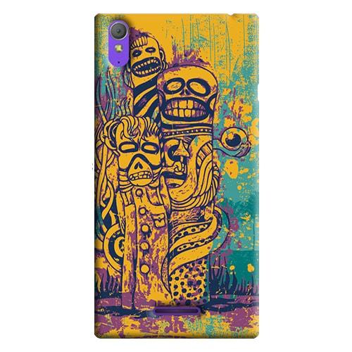 Capa Personalizada para Sony Xperia T3 D5102 D5103 D5106 - AT68
