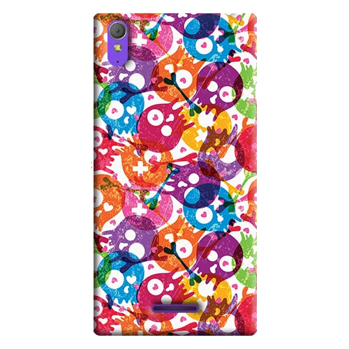 Capa Personalizada para Sony Xperia T3 D5102 D5103 D5106 - CV10