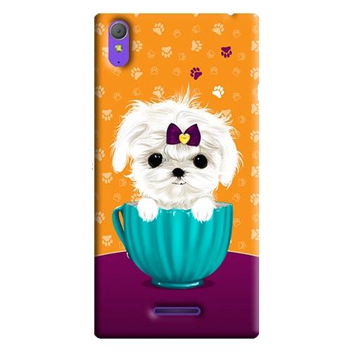 Capa Personalizada para Sony Xperia T3 D5102 D5103 D5106 - DE03