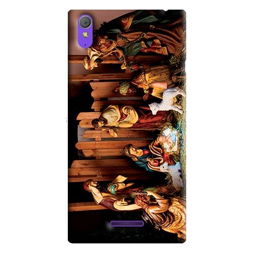 Capa Personalizada para Sony Xperia T3 D5102 D5103 D5106 - RE10