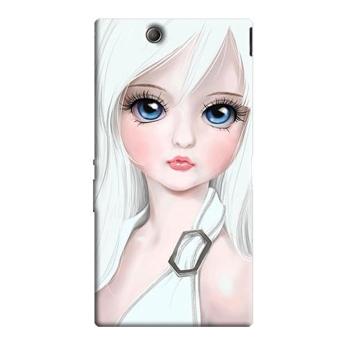 Capa Personalizada para Sony Xperia Z Ultra XL39H C6802 C6806 - DE06