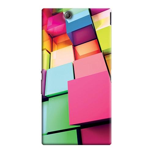 Capa Personalizada para Sony Xperia Z Ultra XL39H C6802 C6806 - GM04