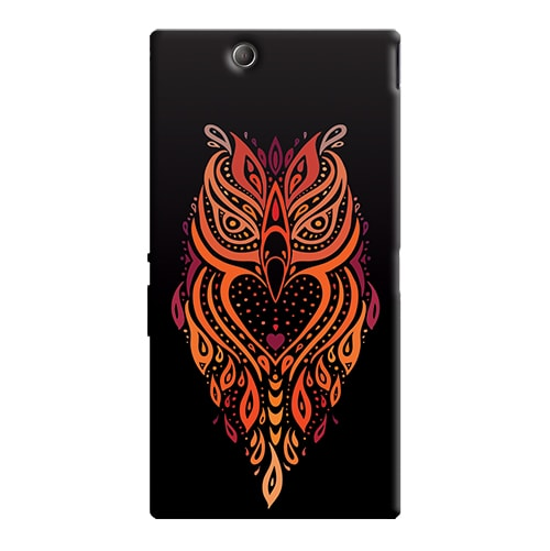 Capa Personalizada para Sony Xperia Z Ultra XL39H C6802 C6806 - PE10