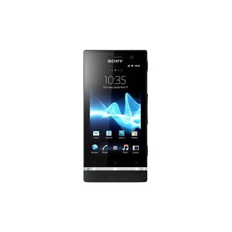 Película Protetora para Sony Ericsson Xperia U St25i - Transparente