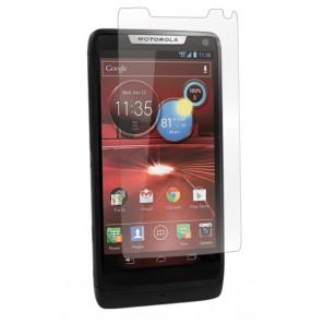 Pelicula Protetora para Motorola Razr I XT890 XT907 Transparente