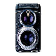 Capa Personalizada para Alcatel Pixi 4 5.0 Câmera Fotográfica - TX56