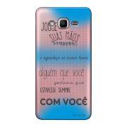 Capa Personalizada para Samsung Galaxy J2 Prime Sons do Brasil - MB19