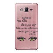 Capa Personalizada para Samsung Galaxy J2 Prime Sons do Brasil - MB25