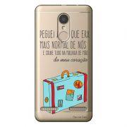 Capa Personalizada para Lenovo Vibe K6 Sons do Brasil - MB22