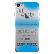 Capa Personalizada para Apple Iphone 7 Sons do Brasil - MB19