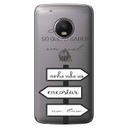 Capa Personalizada para Motorola Moto G5 Plus Sons do Brasil - MB02