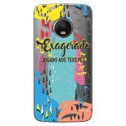 Capa Personalizada para Motorola Moto G5 Plus Sons do Brasil - MB10