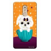 Capa Personalizada para Lenovo Vibe K6 Plus Cachorro no Pote - DE03