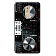 Capa Personalizada para Lenovo Vibe K6 Plus Mesa DJ - TX55
