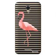 Capa Personalizada para Lenovo Vibe B Flamingo - TP317