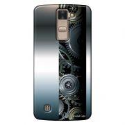 Capa Personalizada para LG K8 K350 Hightech - HG09