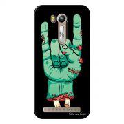 Capa Personalizada para Asus Zenfone GO 5.5 ZB551KL Rock'N Roll - AT06