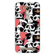 Capa Personalizada para Asus Zenfone GO 5.5 ZB551KL Love Panda - LV21
