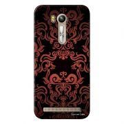 Capa Personalizada para Asus Zenfone GO 5.5 ZB551KL Textura Flores - TX05