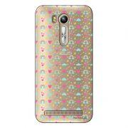 Capa Transparente Exclusiva para Asus Zenfone GO 5.5 ZB551KL Love - TP244