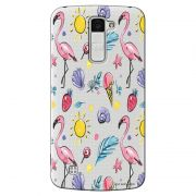 Capa Transparente Exclusiva para LG K10 2017 Summer - TP318
