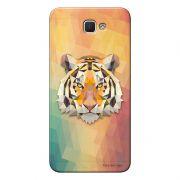 Capa Personalizada para Samsung Galaxy J5 Prime Tigre - TP237