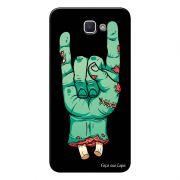 Capa Personalizada para Samsung Galaxy J5 Prime Rock'N Roll - AT06