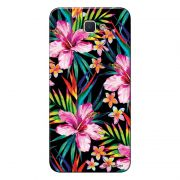 Capa Personalizada para Samsung Galaxy J5 Prime Flor - FL12