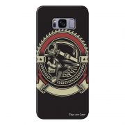 Capa Personalizada para Samsung Galaxy S8 G950 Caveira - CV34