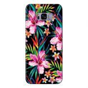 Capa Personalizada para Samsung Galaxy S8 G950 Flor - FL12